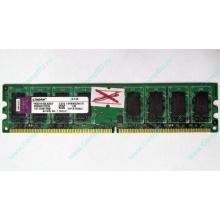 ГЛЮЧНАЯ/НЕРАБОЧАЯ память 2Gb DDR2 Kingston KVR800D2N6/2G pc2-6400 1.8V  (Казань)