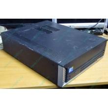 Лежачий четырехядерный компьютер Intel Core 2 Quad Q8400 (4x2.66GHz) /2Gb DDR3 /250Gb /ATX 250W Slim Desktop (Казань)