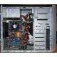4 ядерный компьютер Intel Core 2 Quad Q6600 (4x2.4GHz) /4Gb /160Gb /ATX 450W вид сзади (Казань)