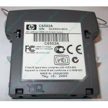 Модуль параллельного порта HP JetDirect 200N C6502A IEEE1284-B для LaserJet 1150/1300/2300 (Казань)