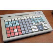 POS-клавиатура HENG YU S78A PS/2 белая (без кабеля!) - Казань
