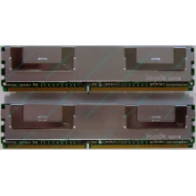 Серверная память 1024Mb (1Gb) DDR2 ECC FB Hynix PC2-5300F (Казань)