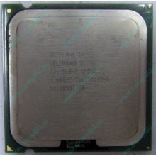 Процессор Intel Celeron D 331 (2.66GHz /256kb /533MHz) SL8H7 s.775 (Казань)