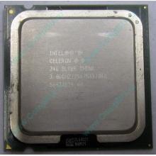 Процессор Intel Celeron D 346 (3.06GHz /256kb /533MHz) SL9BR s.775 (Казань)