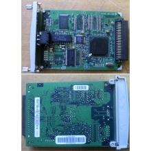 Внутренний принт-сервер Б/У HP JetDirect 615n J6057A (Казань)